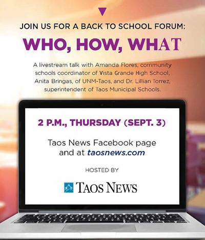 Education livestream: Discussion with Amanda Flores, Anita Bingas, Dr. Lillian Torrez, hosted by Staci Matlock