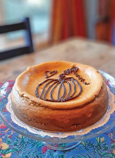 Pumpkin Cheesecake: An easy alternative to pie