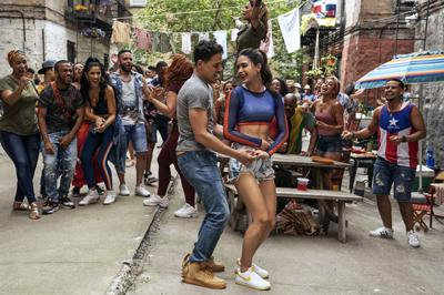 Now showing: 'In the Heights'