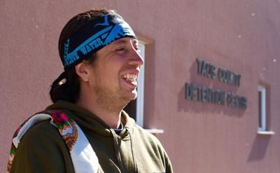 Water well protester released from Taos County jail