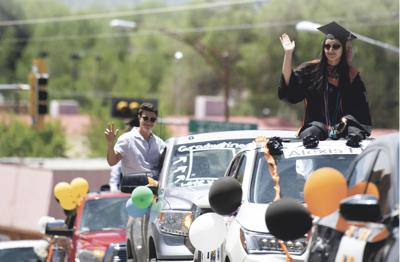Where is the  Taos High Class of 2020 headed next?