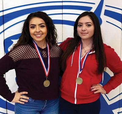 Two Questa seniors recognized for athleticism, excellence on the court