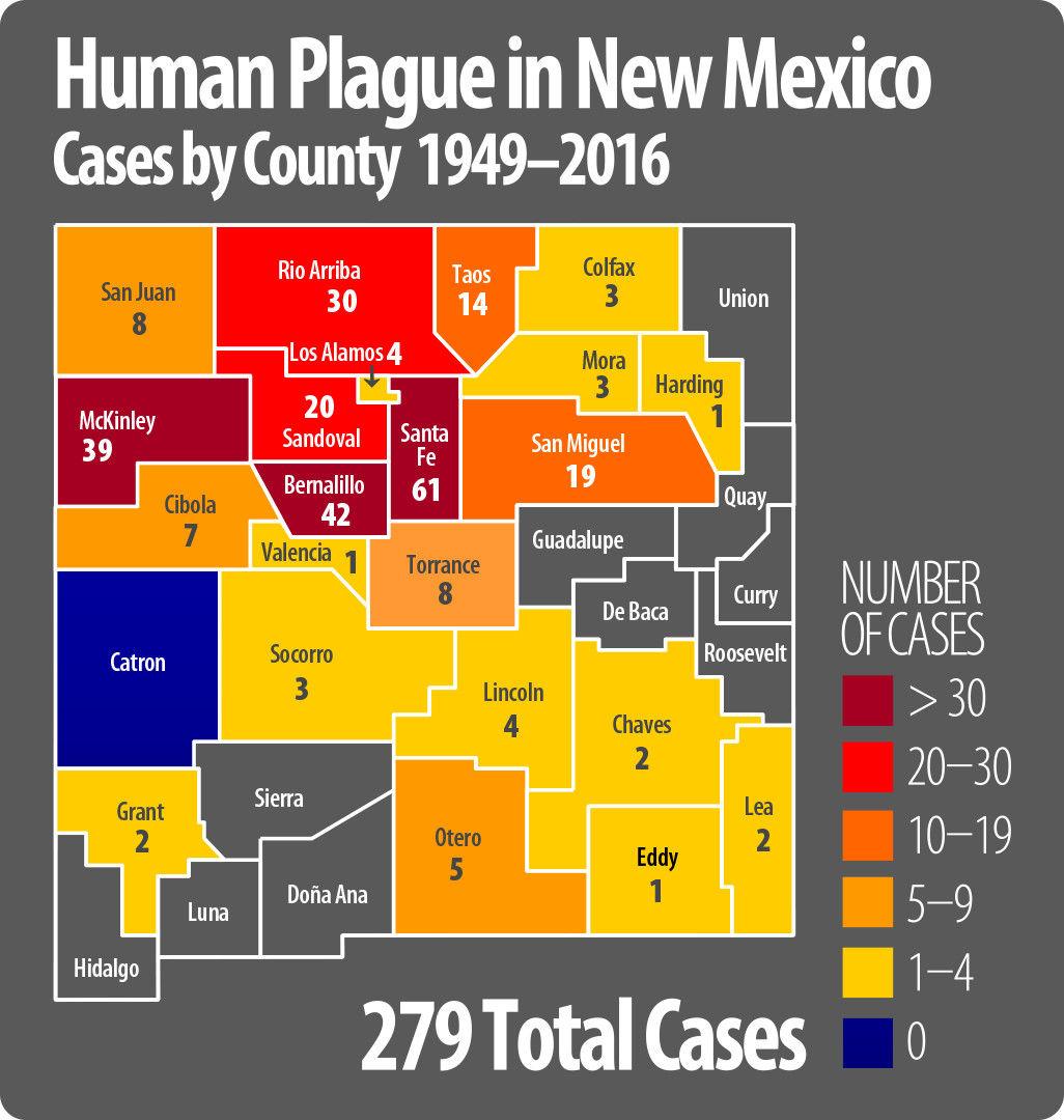 The Plague of Taos?