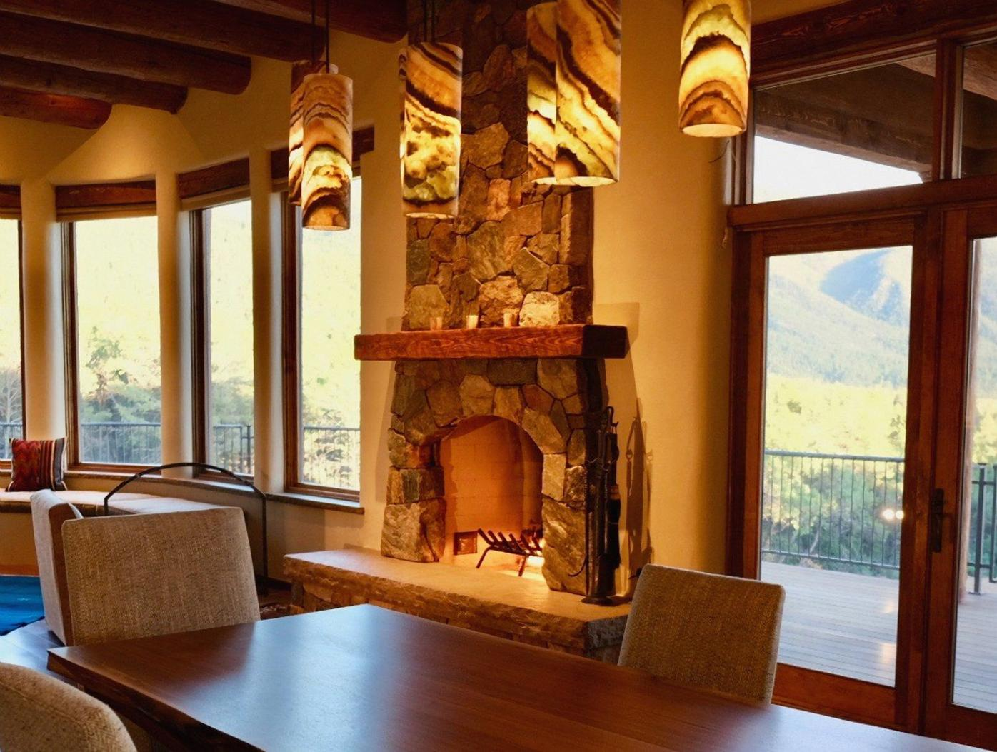 The Art of home Design: What's hot in fireplaces