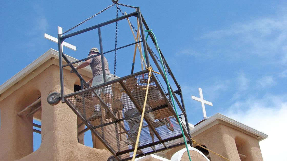 Volunteers needed to help annual remudding of San Francisco de Asis Church  | News | taosnews.com