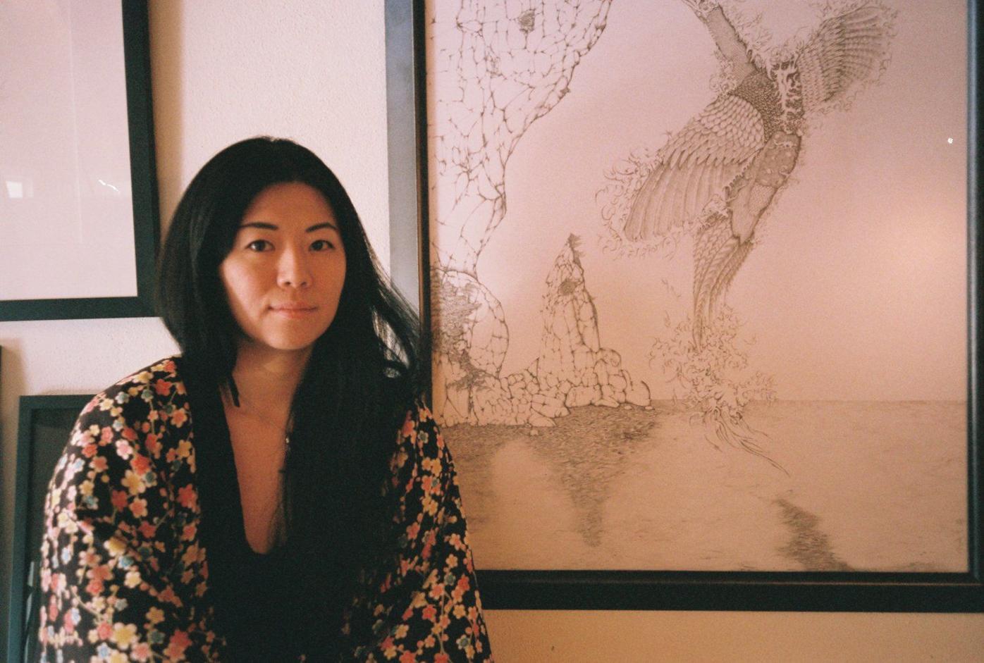 Studio Stories | Two women claim their space, Part One: Izumi Yokoyama