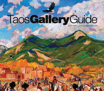 Taos Gallery Guide. Your source for artists, galleries and museums. In this week's edition.