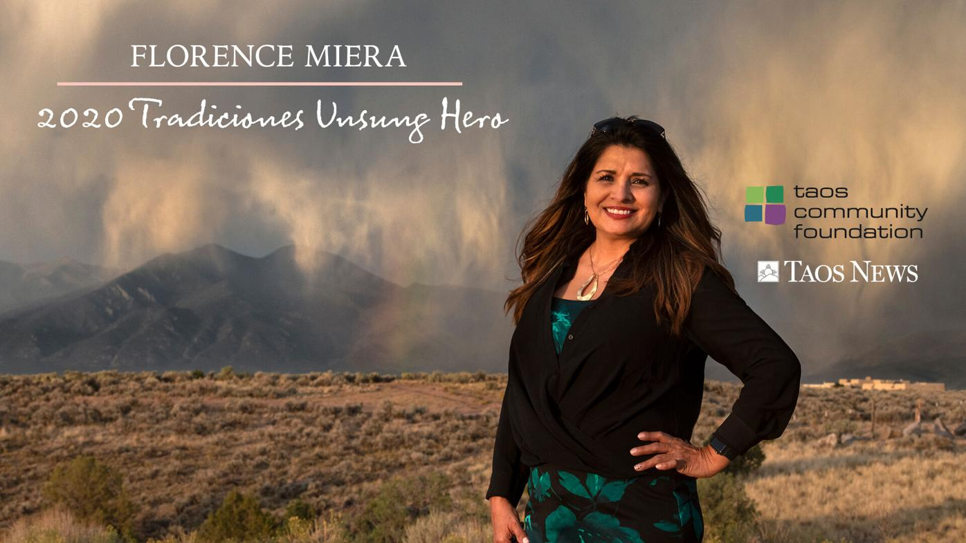 Dare to care: Florence Miera