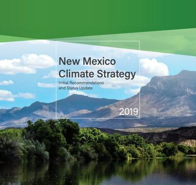 Solar energy, electric vehicles touted in N.M. climate change report
