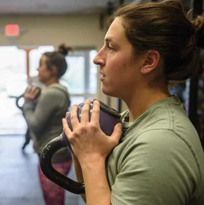 CrossFit: Best shape of your life