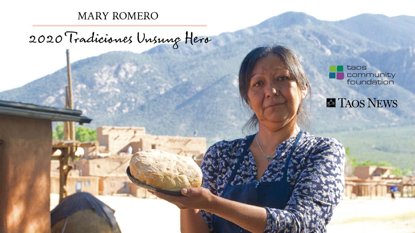 An open-hearted life: Mary Romero