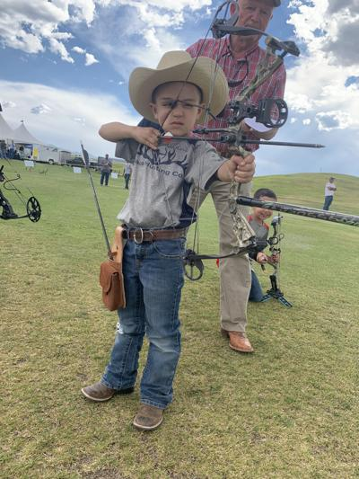 Best NM shooters vie to be 'King and Queen of the Rockies' at Taos Country Club.
