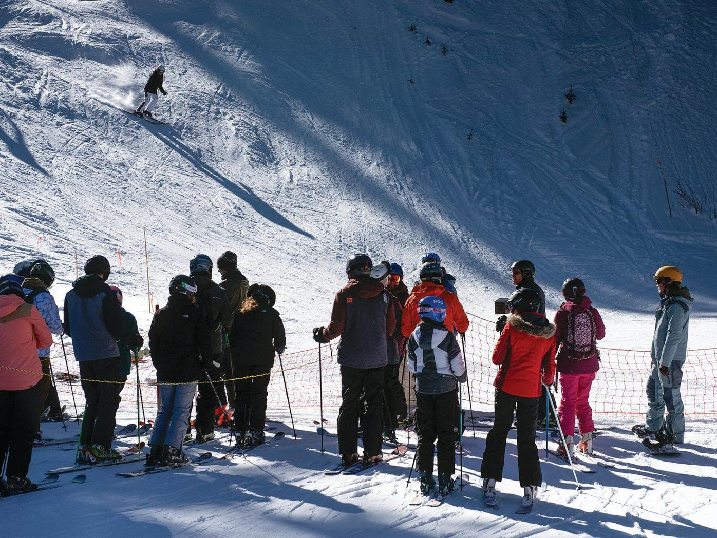 Local ski resorts receive fresh snow in latest snowstorm