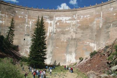 Eagle Nest Dam celebrates 100th year