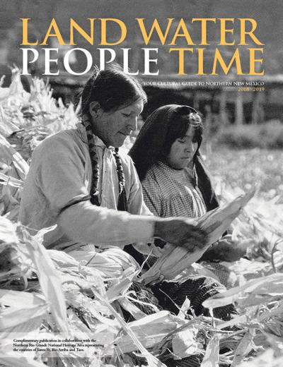 Land Water People Time Cultural Guide 2018
