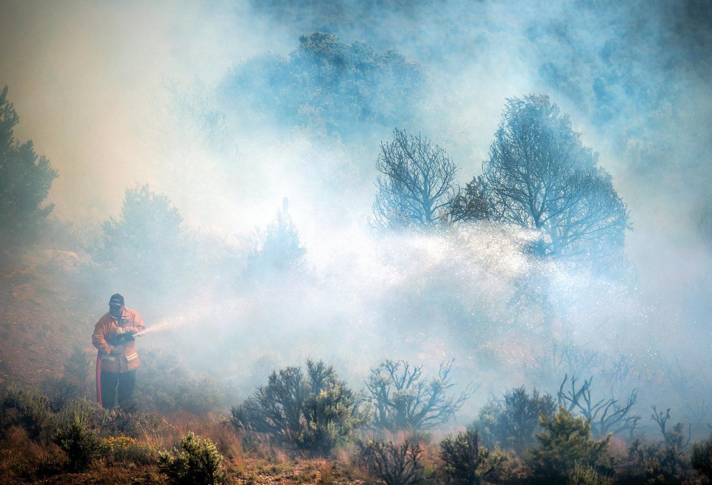 Science can help ease local wildfire threats