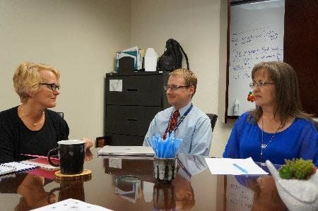 Peñasco superintendent reassigns high school principal