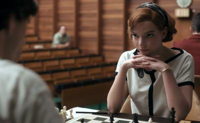 Streaming now: 'The Queen's Gambit'