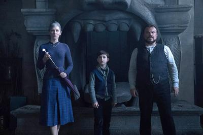 Movie review: 'The House with a Clock in Its Walls'