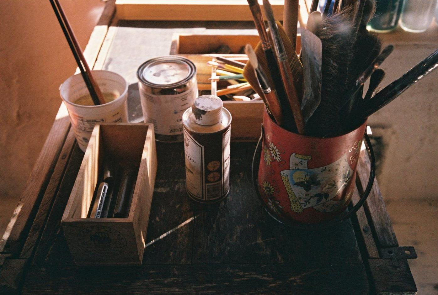 Studio Stories | Two women claim their space, Part Two: Theresa Gray