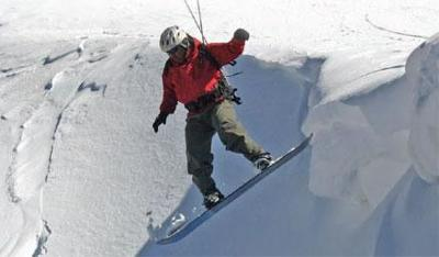 Ride through the season with Experience Snowboards