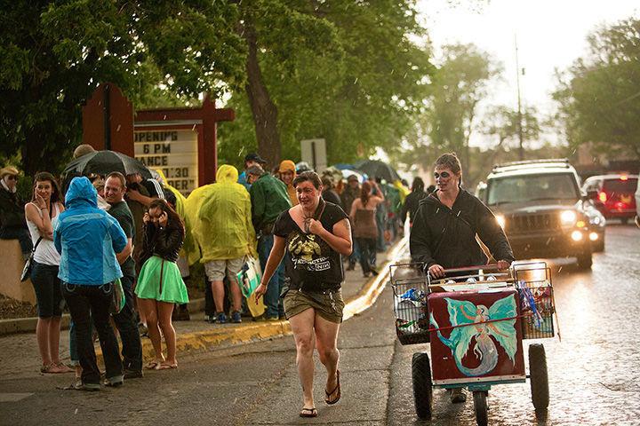 Alabama Shakes brings hip-shakin' soul to Taos