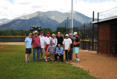 Creaking to first: Baseball for seniors in Taos