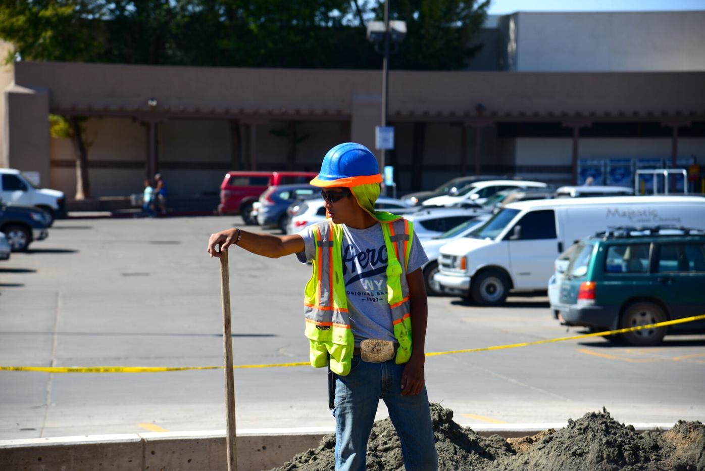 Paseo construction 9-17-21 - 2