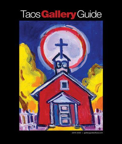 Taos Gallery Guide expands