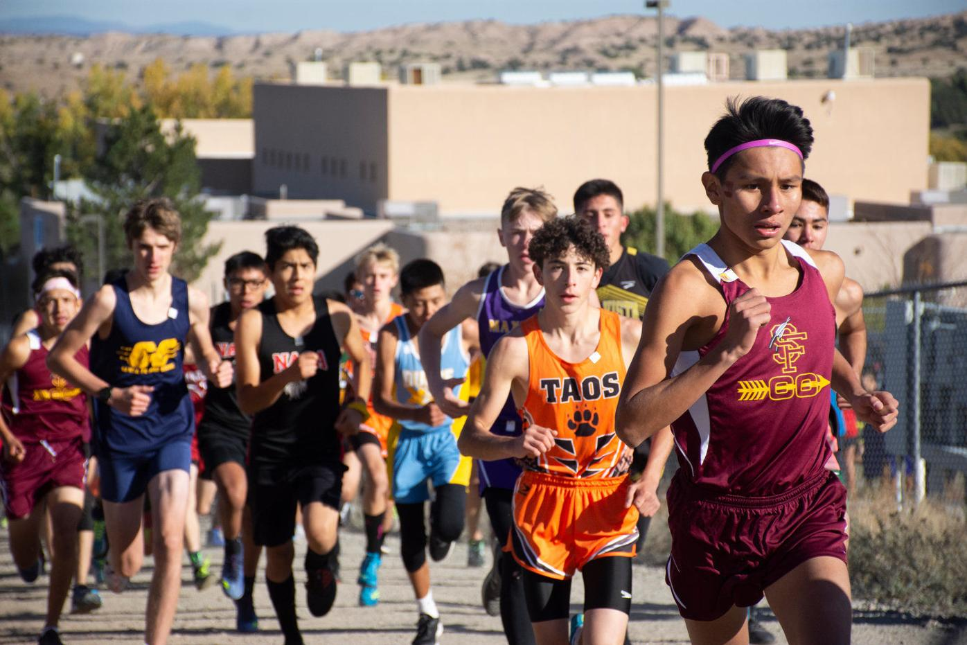 Taos came out strong, placed well in Northern New Mexico Challenge