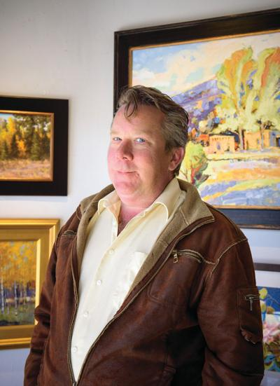 Faces of Taos: Rob Nightingale