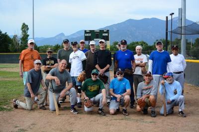 Taos Senior Baseball
