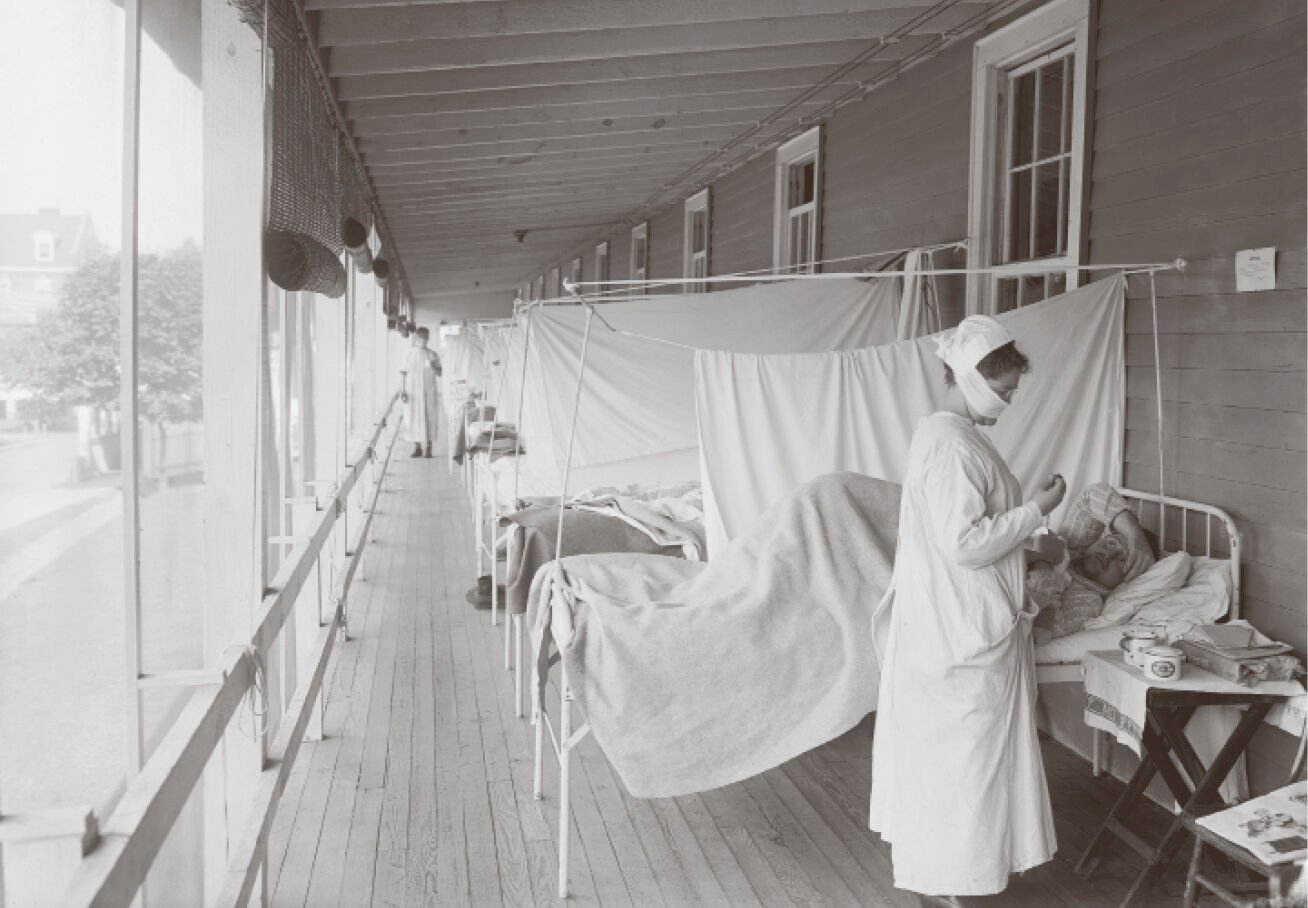New Mexico and the influenza epidemic of 1918