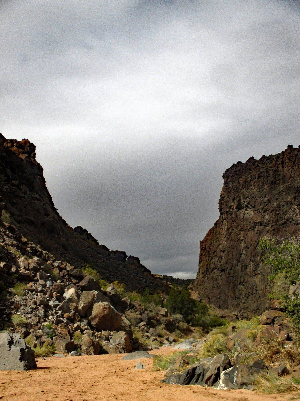 Fall Hiking: Diablo Canyon