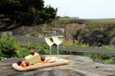 Enjoy a wide variety of wines from Mendocino