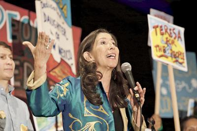 Teresa Leger Fernandez