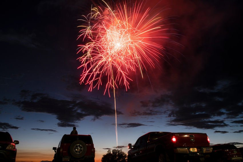 Photo Gallery: July 4 around Taos County