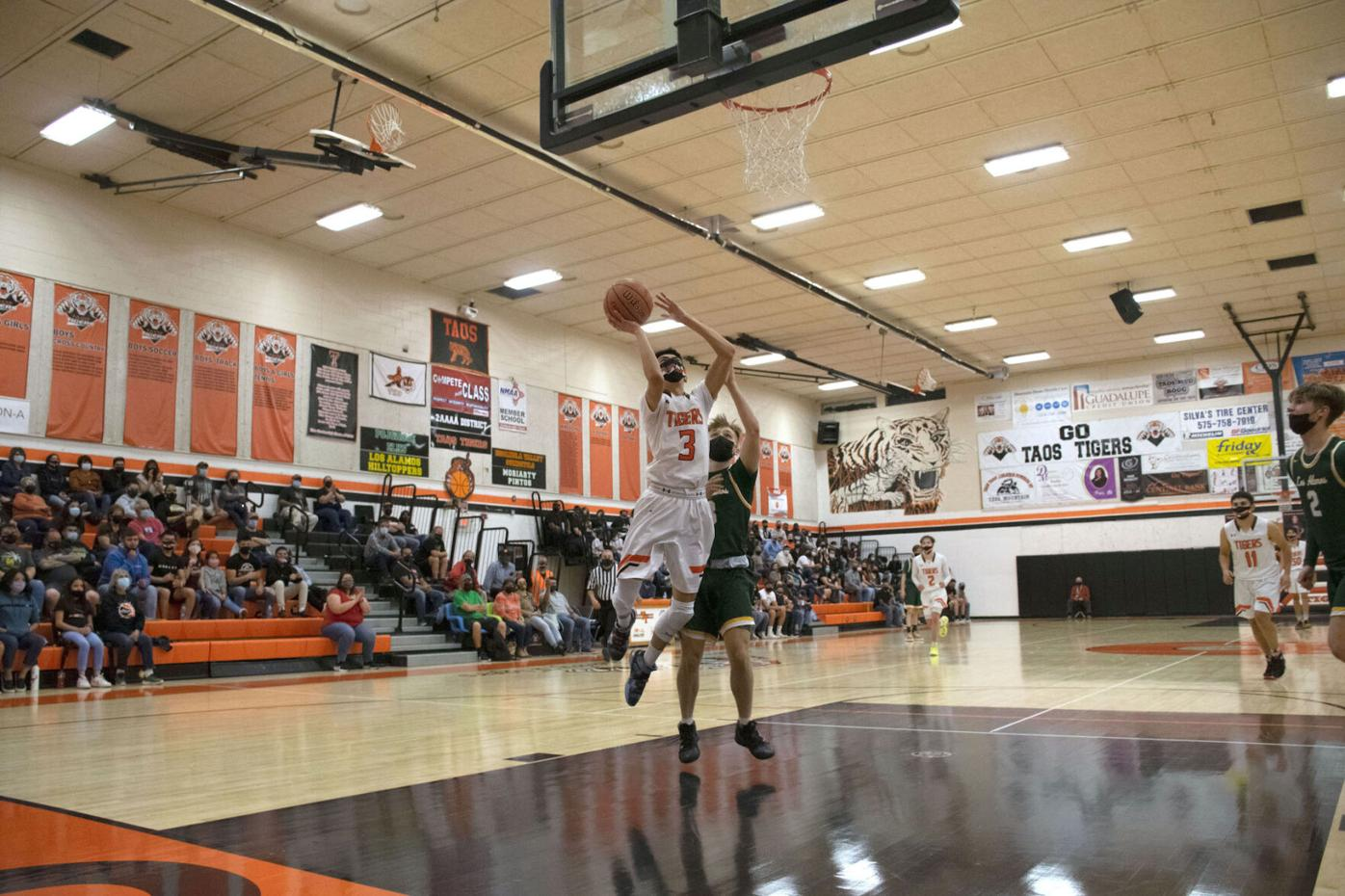 Boys Tigers continue to roll