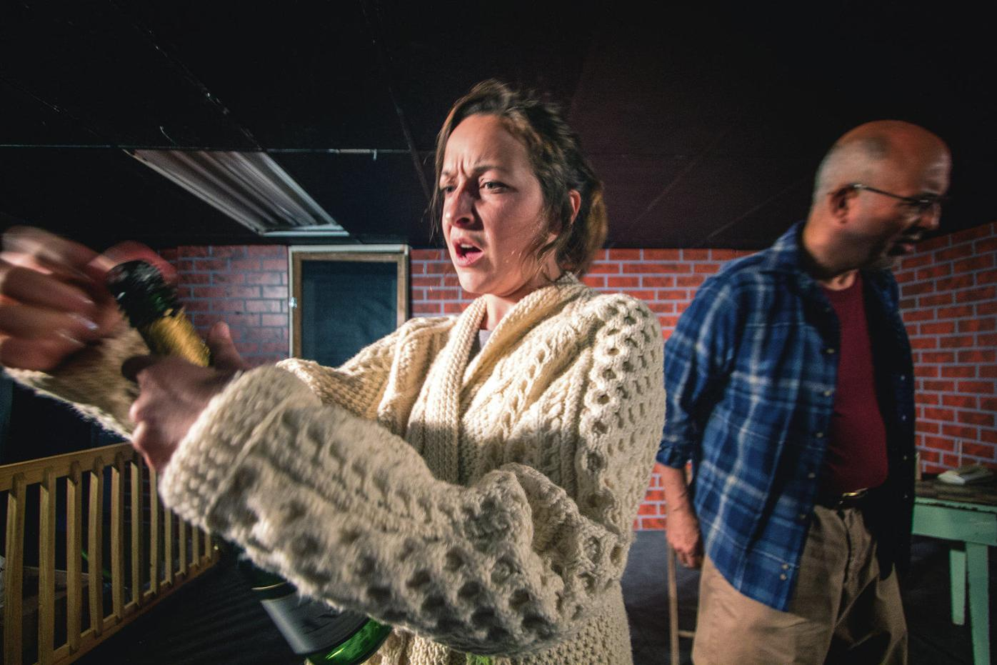 Taos Onstage inaugurates its new theater with 'Proof'