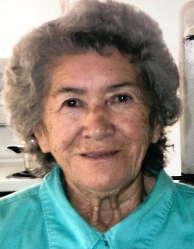 San Luis resident Licia Vigil,