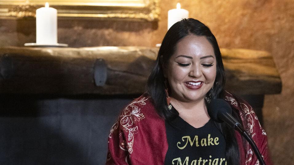 Photo Gallery: Taos News' second annual Taoseña awards ceremony