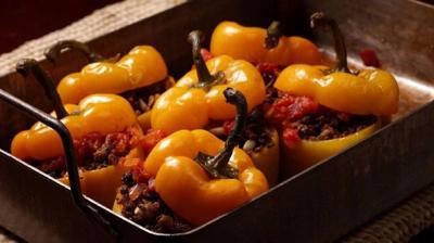 Recipe of the Day: Stuffed Peppers