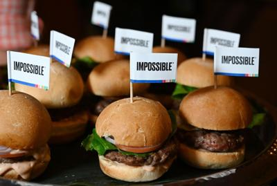 Impossible Foods Is Now Developing Plant-Based Fish