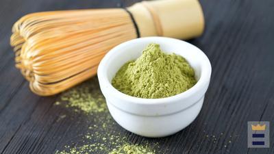Matcha has 137 times the antioxidants of a cup of regular brewed tea.