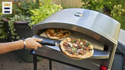 The best Camp Chef pizza oven