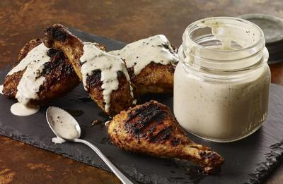 Recipe of the Day: White BBQ Sauce With Smoky Chicken