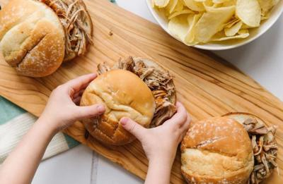 Recipe of the Day: Pulled Pork Sliders