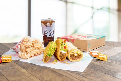Taco Bell Is Offering a Free Chalupa Cravings Box to App Users