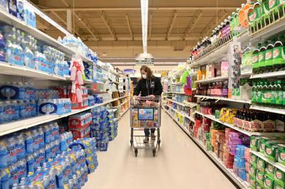 Grocery Store Prices Soiar Amid Coronavirus Coronavirus Pandemic