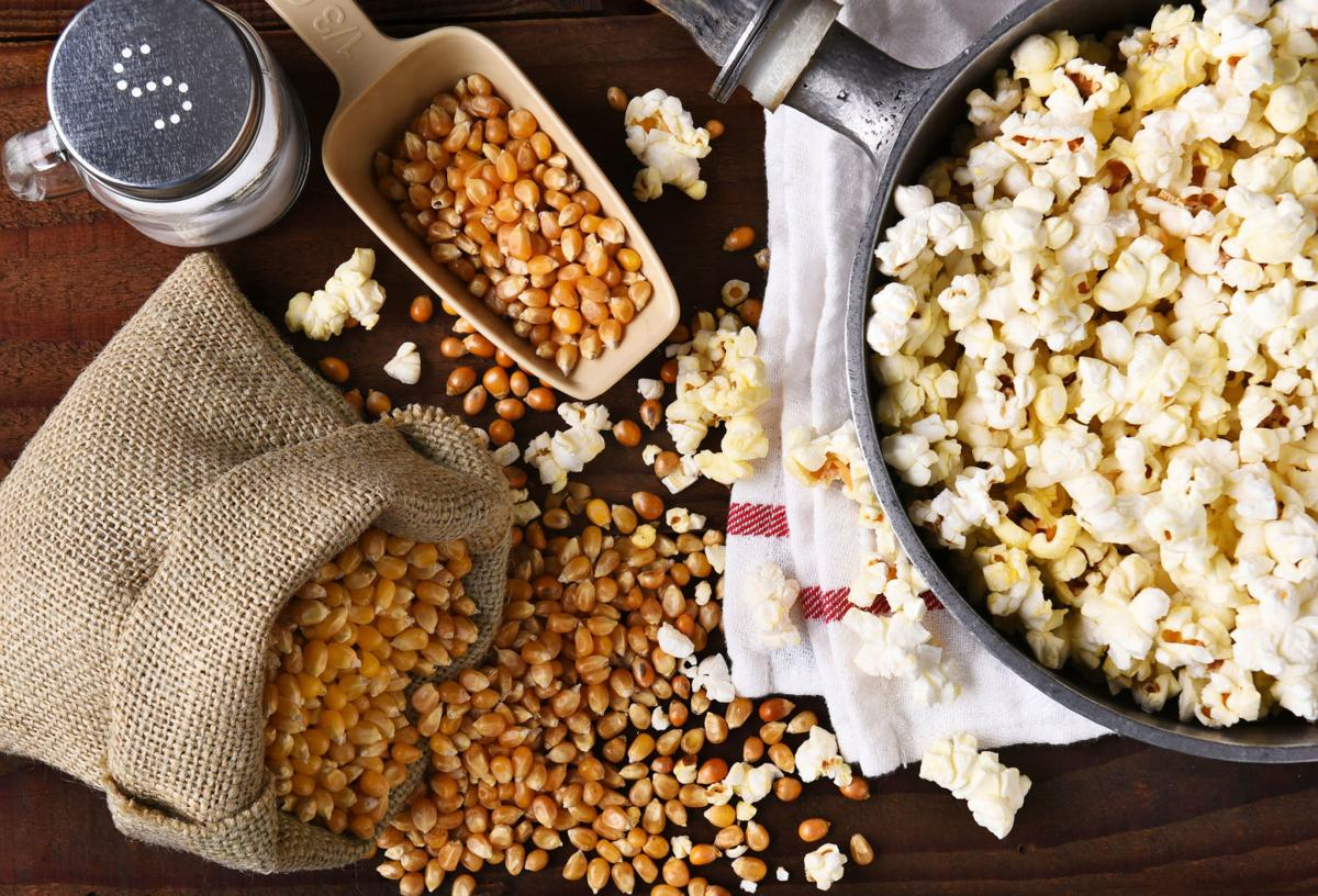 This blockbuster season, add a gourmet touch to your favorite snack